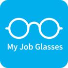My Job Glasses logo square